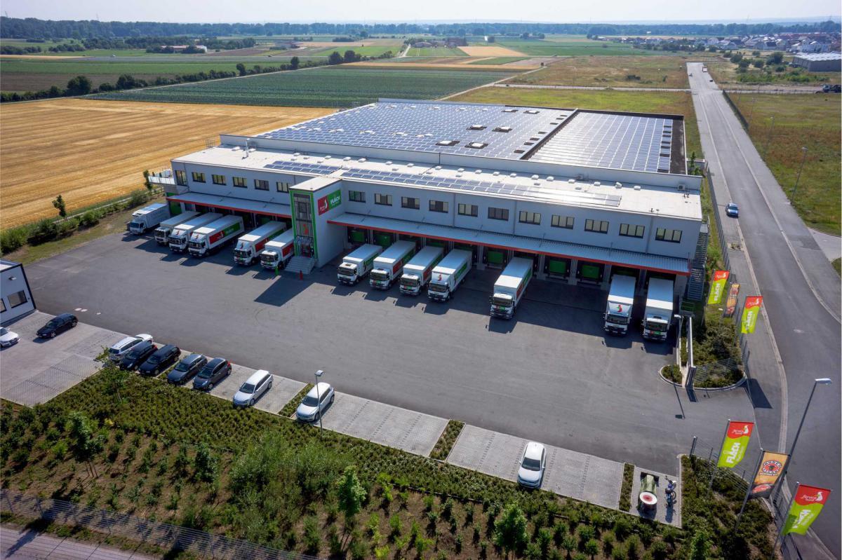 Logistikzentrum für Büttelborn